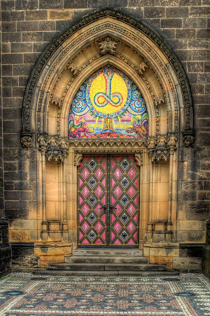 539 Best Doors Gothic Images On Pinterest Windows