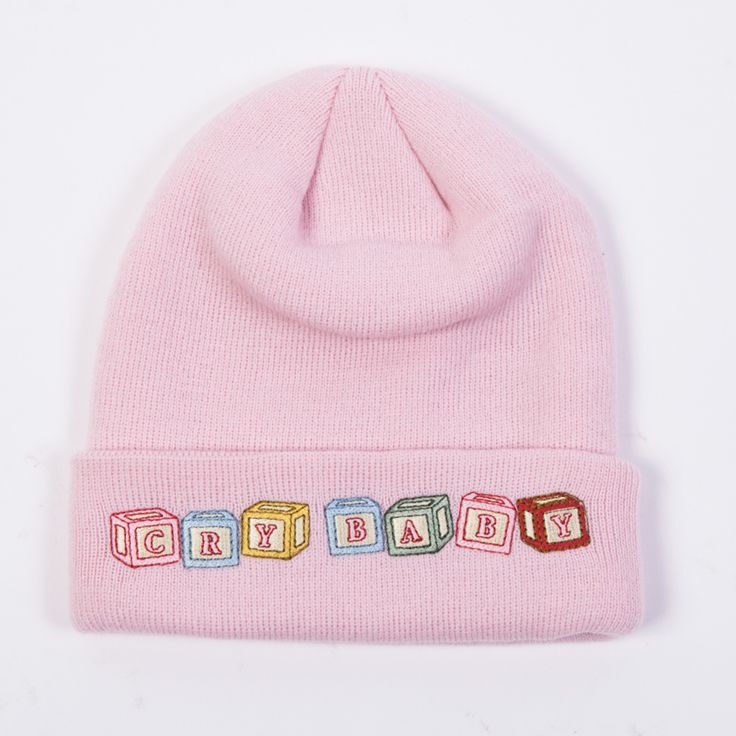 Cry Baby Beanie - Hats - Accessories & Home