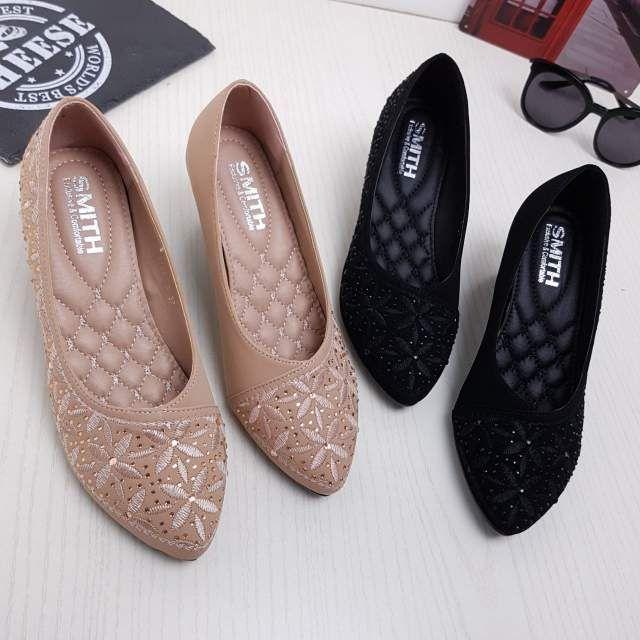 Sepatu Smith 275 Trendy 2018 Terbaru Sepatu Sepatu Wanita