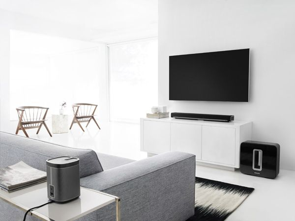 Wireless Home Theater | Sonos    SONOS audio is so hot right now.