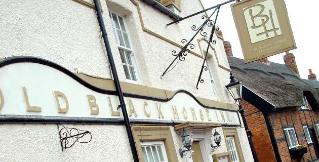 The Black Horse restaurant Market Bosworth
