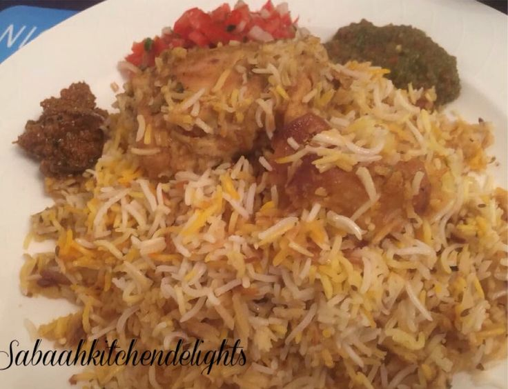 Biryani is a very popular dish around the world. It originated from India and Pakistan. There, they have so many different ways of preparing it. In my native country the Island of Mauritius this di…