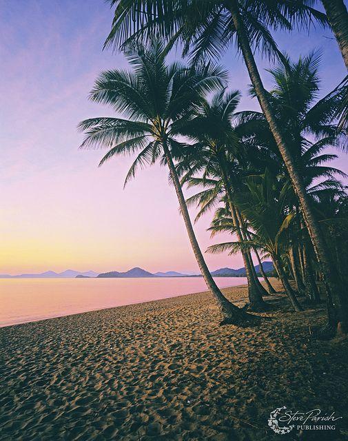 Yes, please. Palm Cove, Queensland, Australia http://www.kwstyle.com/australia/palm-cove-my-favorite-beach-in-cairns/ #travel #blog #australia