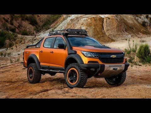 SUPERCAR INFO: Awesome, New 2018 Chevrolet Colorado Extreme - SuperCar Info