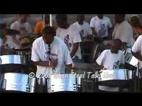 David Rudder Calypso Music - Nothing like a live steel pan band