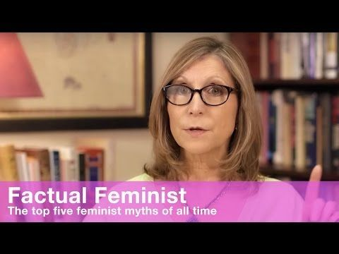 """""""The Factual Feminist"""" Christina Hoff Sommers, whom conservatives might remember from the Prager U video """"War On Boys,"""" has some inconvenient truth for feminists still convinced of a patriarchal conspiracy to keep them down: education benefits women."""