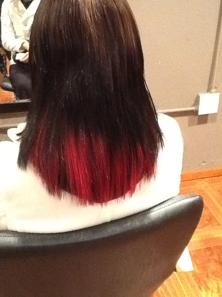 Sew Hair Weave Ombre