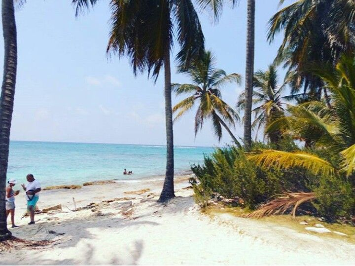 Die #Insel #SanAndres in der #Karibik. 😍 #Kolumbien #Paradies