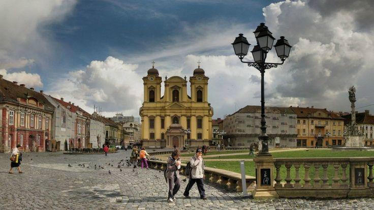 Timisoara European Best Destinations - Copyright Panoramas Timisoara European Best Destinations #Timisoara #Romania #Travel #Europe  #ebdestinations @ebdestinations