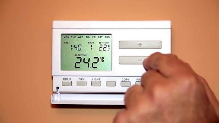Computherm Q7 Q7RF Q8RF (megújult külsővel) videobemutató - 07 A termosz...