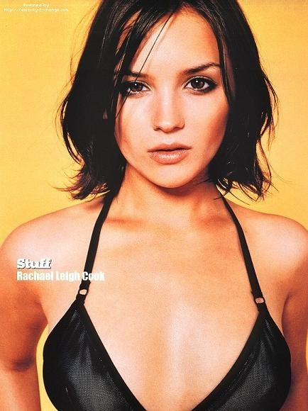 Rachael Leigh Cook hair, love!