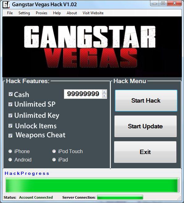 Gangstar Vegas Cheat Hack Cash SP and Key - http://risehack.com/gangstar-vegas-cheat-hack-cash-sp-and-key/