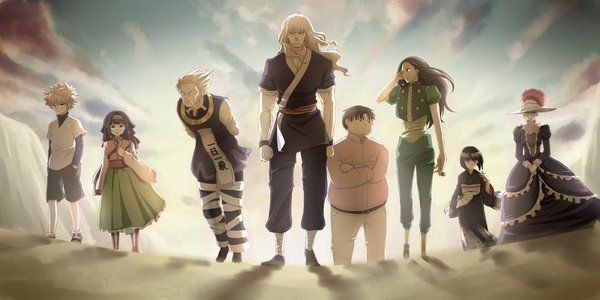 42 Best Anime ZolDyck FamiLy Hunter X Images On
