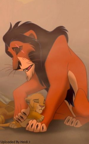 The Lion King, Scar (if only he were that empathetic)