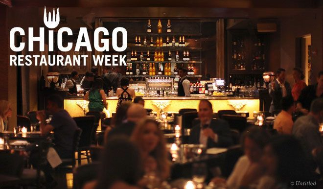 Get your EATS ON at Chicago Restaurant Week. It's been extended to 14 days this year (yup, it's that good) with over 250 gastro-fantabulous restaurants participating - nom-nom-nom. 'nuf said.   Jan 24 - Feb 6
