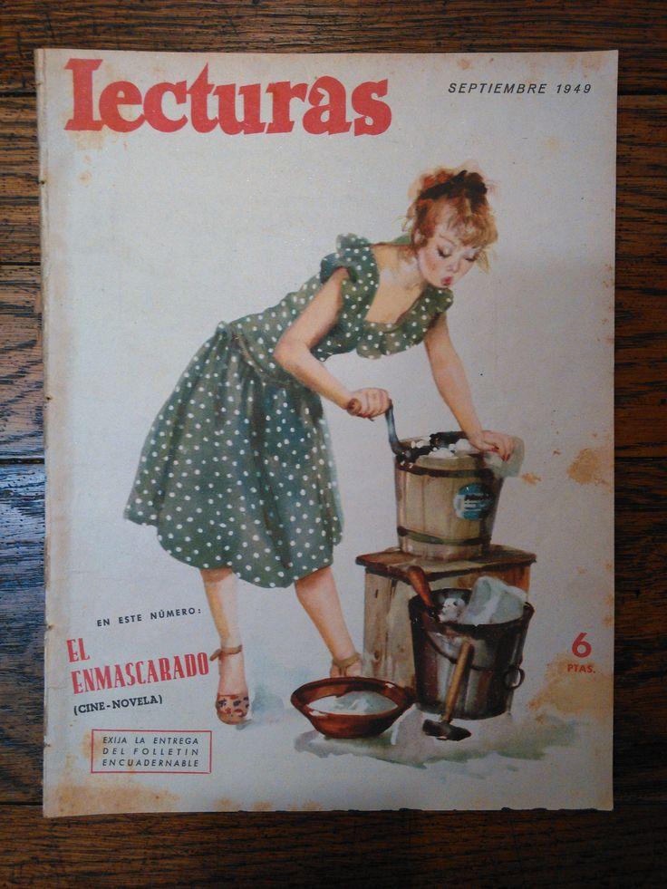 Lecturas revista de su semana regalo original e ideal para quien lo tiene todo