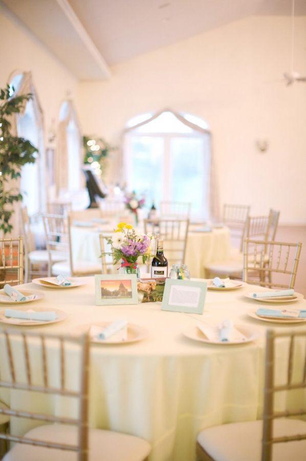 Simple #weddings #tables #decor