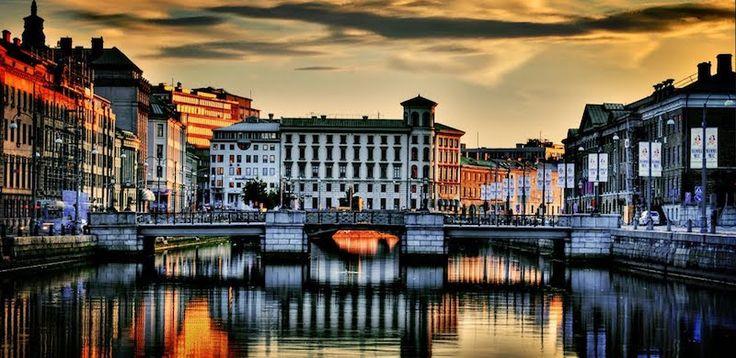 Onde Ficar em Gotemburgo na Suécia #viagem #viajar