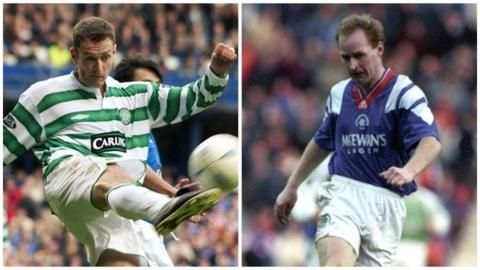 Scottish Cup: Rangers could run Celtic close - Chris Sutton