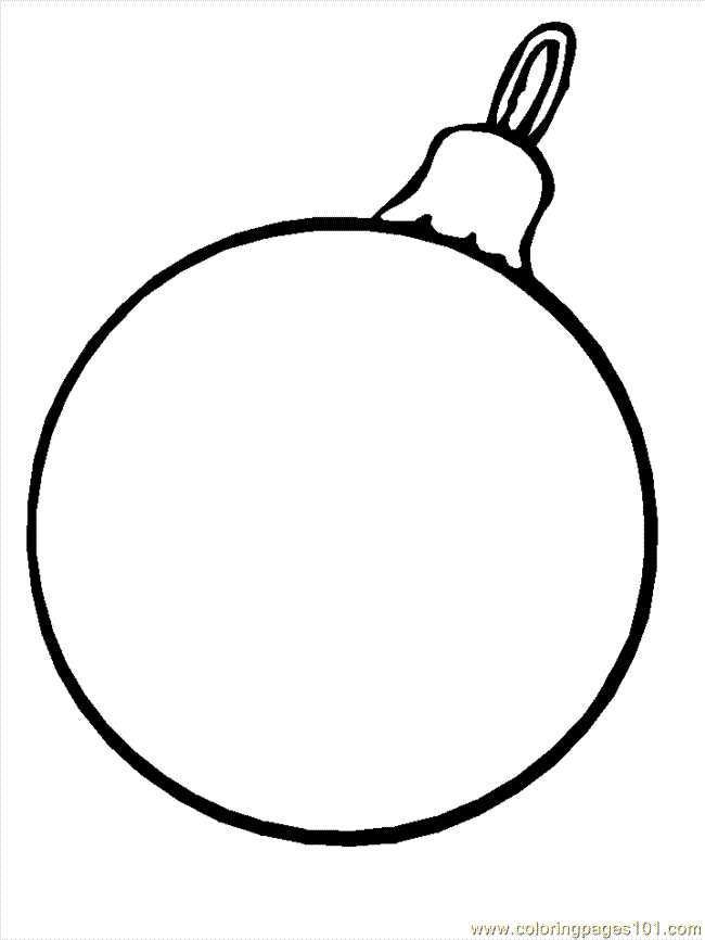 Blank Christmas Tree - Coloring Home | 866x650