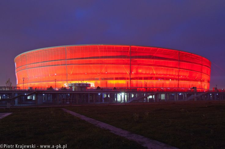 Football Stadium in Wroclaw    Poland © Piotr Krajewski pkrajewski.pl