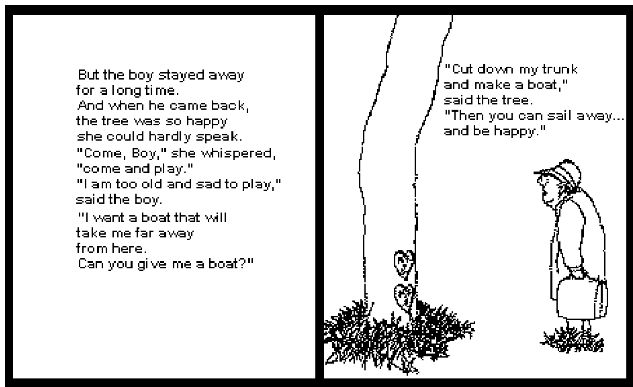 11 Motivational Quotes From Shel Silverstein: Giving Tree Shel Silverstein Quotes. QuotesGram