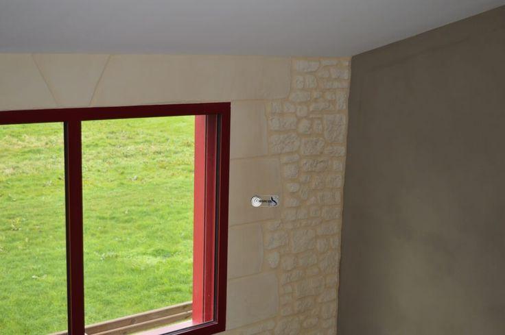 42 best images about enduit pierre interieur mur en
