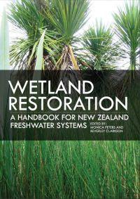 Cover of the Wetlands Restoration Handbook