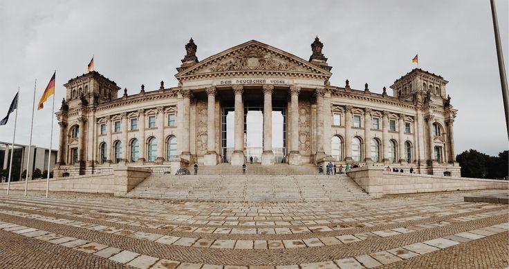 Berlin Reichstag - Germany