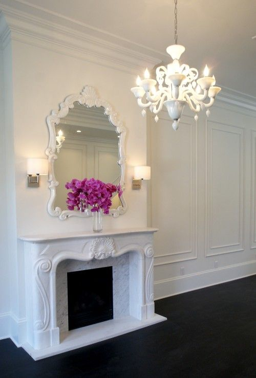 Decorative Wall Mirrors Above Fireplace : Best mirror above fireplace ideas on