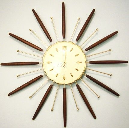 Do You Like This Space Age Atom Clock?
