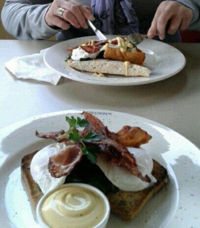 Birthday breakfast...