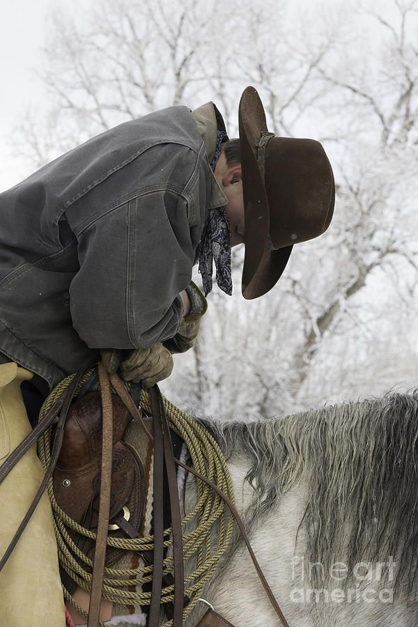 A cowboy's heart runs deep, but few get to see ... :)))))))))))))))))))