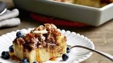 Overnight Baked French Toast Casserole Recipe | Ree Drummond | Food Network
