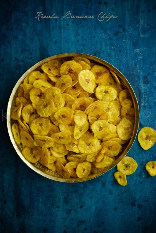 kurryleaves: Kaya Varuthathu | Ethakka Upperi | Banana Chips- Onam Sadhya Recipe