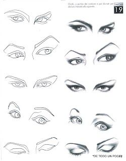 drawing eyes ✤ || CHARACTER DESIGN REFERENCES | キャラクターデザイン |  • Find more at https://www.facebook.com/CharacterDesignReferences & li and more || ✤