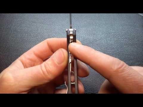 Tekut Folding Knife  -  BLACK