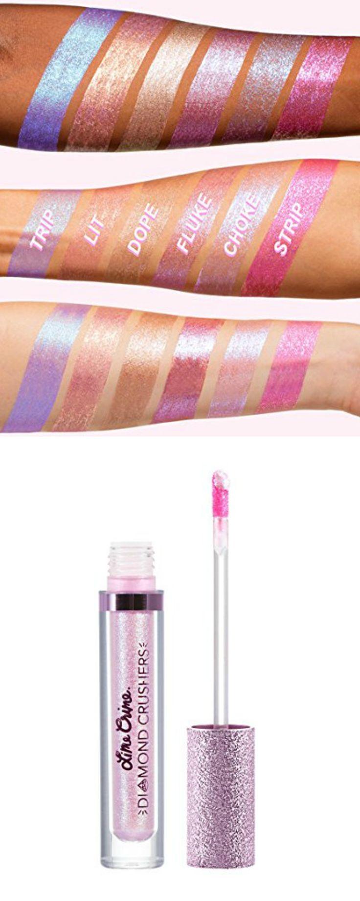 Lime Crime Diamond Crusher Lip Gloss on Amazon #diamond #crushers #lime #crime #lip #gloss #glitter