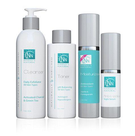 Nardo S Natural Organic Skin Care