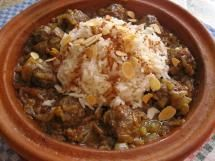 19 Tasty Recipes with Ras El Hanout Moroccan Spice Blend: Stuffed Kefta with Onions and Raisins