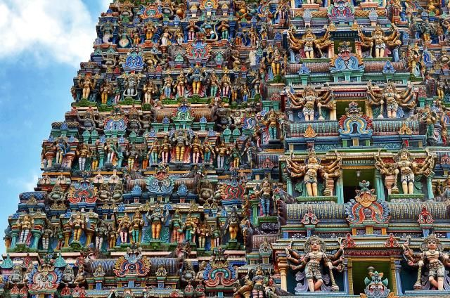 9 Places to See Magnificent South India Temples: Madurai
