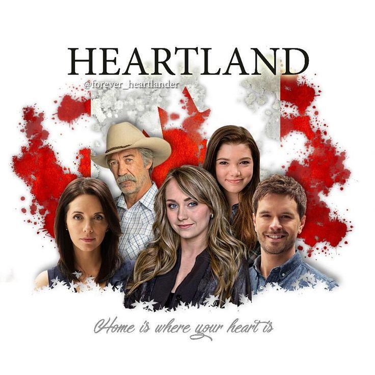 Heartland cast poster