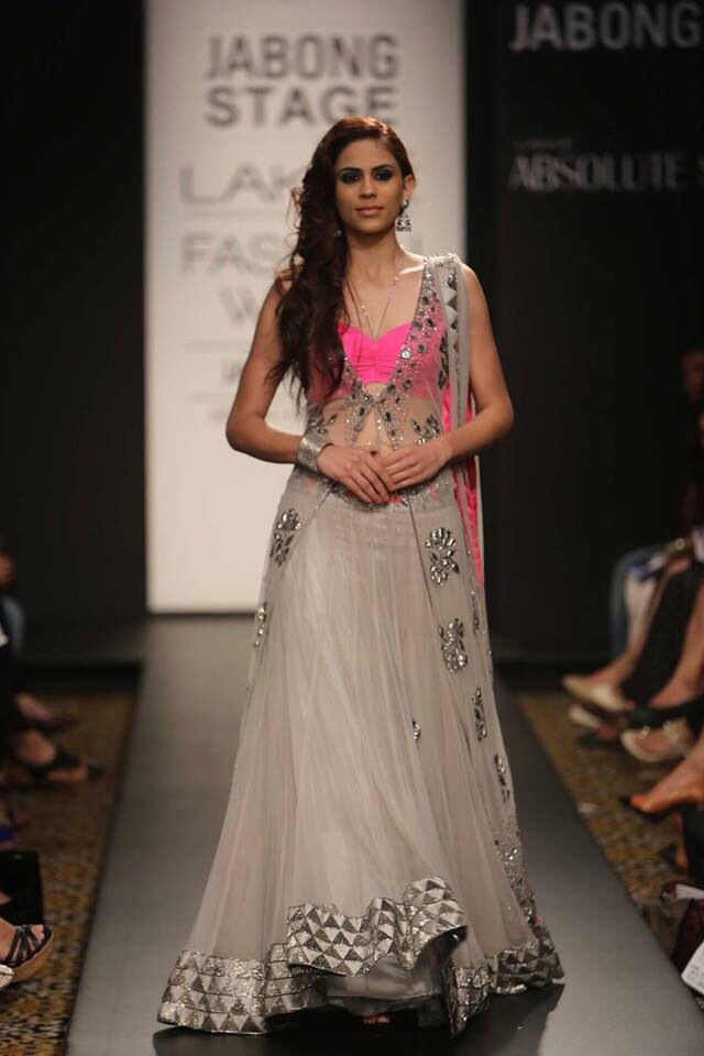 By Arpita & Ridhi - love the color :)