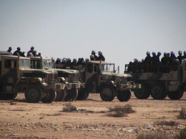 El Confidencial Saharaui: Mueren militares marroquíes en el Sáhara Occidenta...