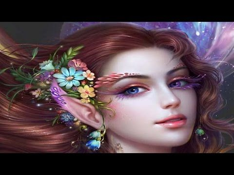 1 Hour of Beautiful Fairy Music