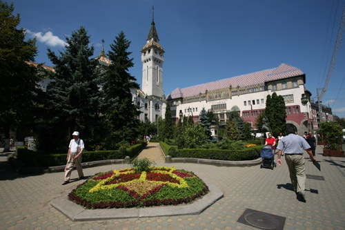 Targu Mures Romania. My next volunteering destination.