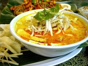 Singapore Curry Laksa Soup - This is one of the most awesome soups of the world top 5 of Worlds Best Recipes!!