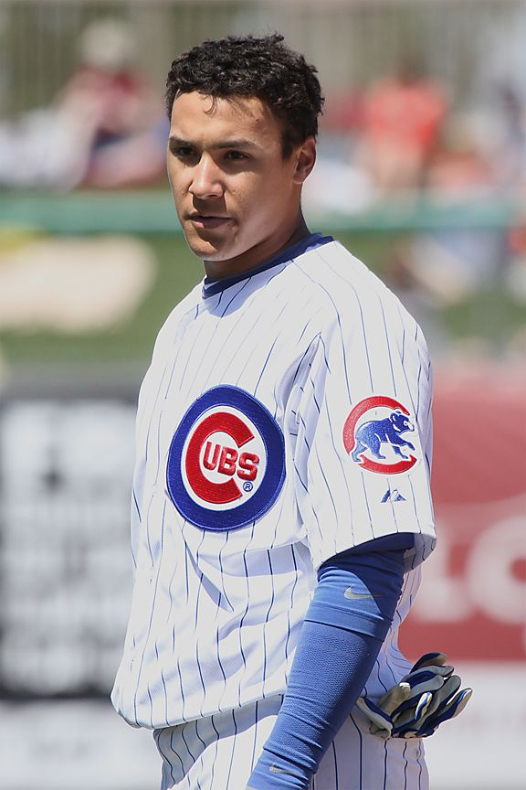 #javierbaez image | Cubs invite 22 to spring training — including top prospect Javier ...