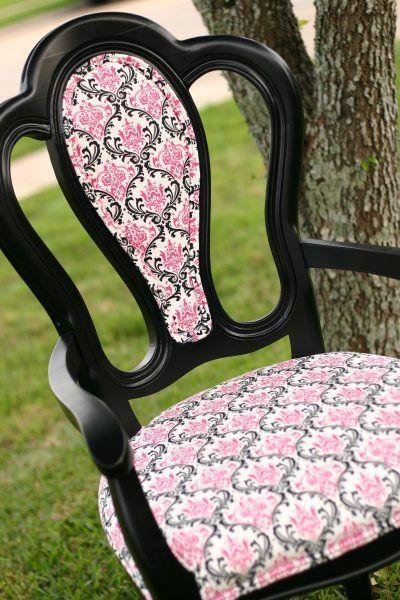 Risultati immagini per reupholstered chair