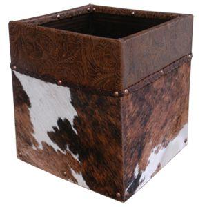 Western Trash Can   Western accessories   Western Furniture